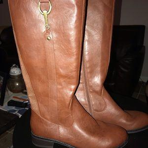 LifeStride comfort riding boots 8.5